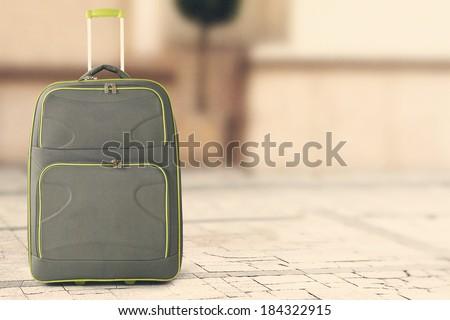 photo of travel  - stock photo