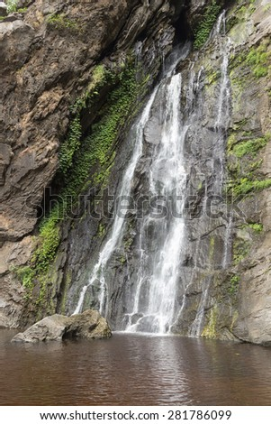 photo of waterfall in Thailand