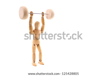 Photo of Weightlifting