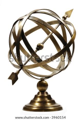 Photo ofa Weather Vane - Decorative Ornament - stock photo