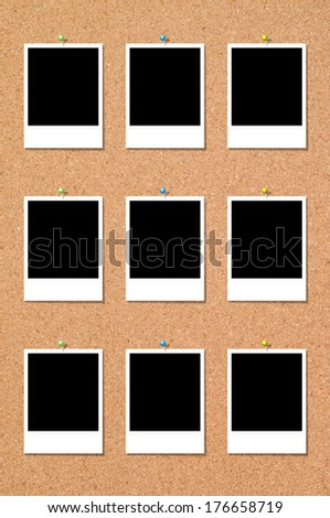 Photograph frame - stock photo