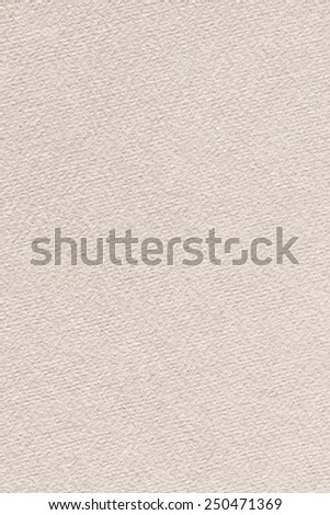 Photograph of Recycle Watercolor Paper, extra coarse grain, grunge texture sample. - stock photo