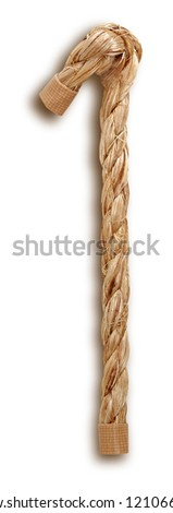 Photograph of Rope Number 1 - stock photo