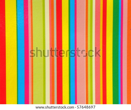 photography with Colored paper background with stripes
