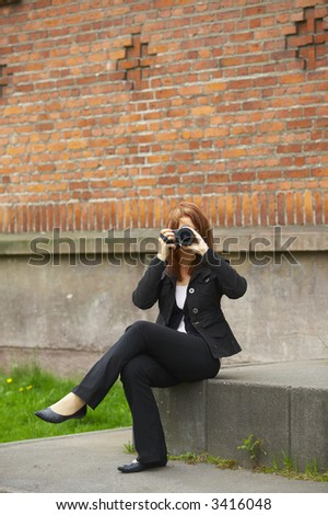 photography woman