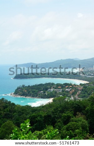 Phuket, South of Thailand - stock photo