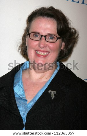 "Phyllis Smith at the 24th Annual William S. Paley Television Festival Featuring ""The Office"" presented by the Museum of Television and Radio. DGA, Beverly Hills, CA. 03-02-07 - stock photo"