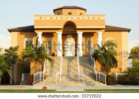 Pi Kappa Alpha Greek House Florida International