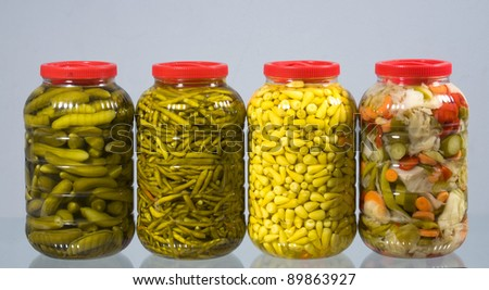 pickle - stock photo