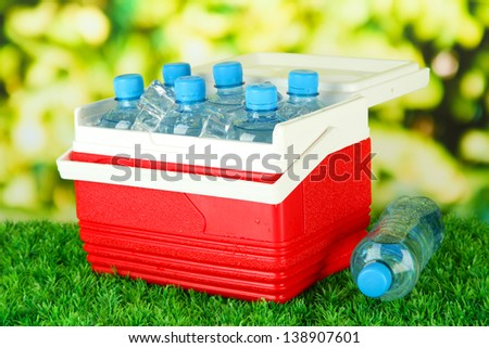 Cooler Box Stock Photos Images Amp Pictures Shutterstock