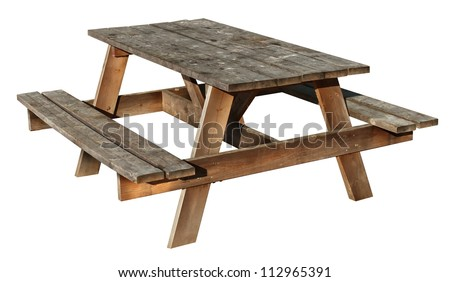 100  Picnic Table Wood Premium Picnic Table Outdoor Wood Pla