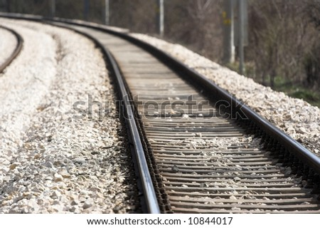 Picture of the rail road
