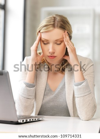 stock-photo-picture-of-tired-woman-with-