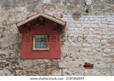 Picture of Virgin Mary - stock photo
