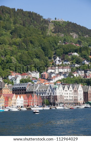 Pictures from Bergen, Norway