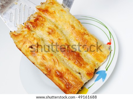 Pie - stock photo