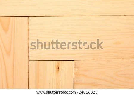 Pieces of 2x4 texture background - stock photo