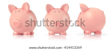 Piggy bank collection