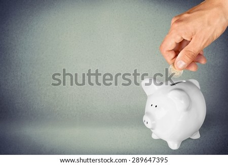 Piggy Bank, Savings, Cheap.