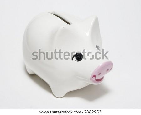 piggy - moneybox - stock photo