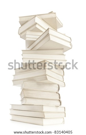 Pile of Book - stock photo