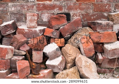 Bricks Falling Stock Photos, Images, & Pictures | Shutterstock