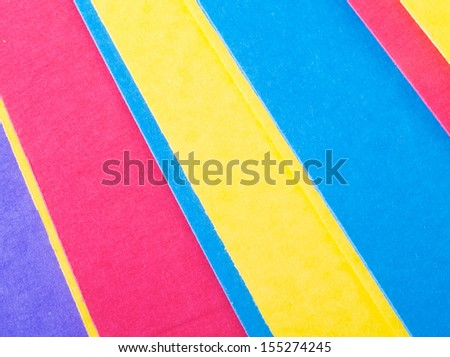 pile of files - stock photo