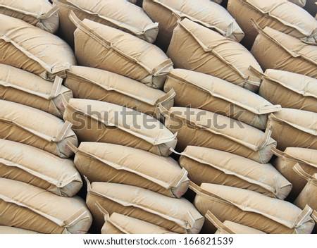 concrete bag stock images royalty free images vectors. Black Bedroom Furniture Sets. Home Design Ideas