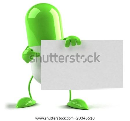 Pill - stock photo