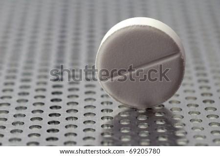 pill - stock photo