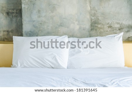 Pillows - stock photo