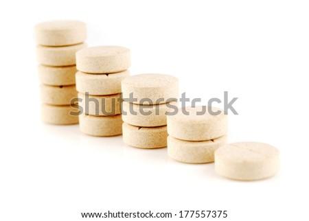 Pills - stock photo