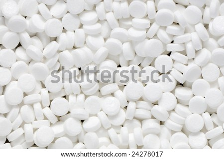pills - stock photo