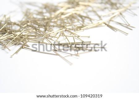 Pin - stock photo
