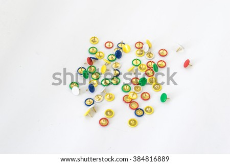 pin, push, isolated, white, clip, paper, pins, vector, color, collection, illustration, board, colorful, set, blue, green, red, flat, office, business, symbol, pushpin, shiny, thumbtack, note - stock photo