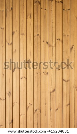 pine wood plank texture and background - stock photo