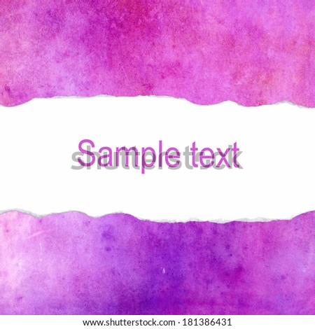 Pink abstract background with blank space for text - stock photo