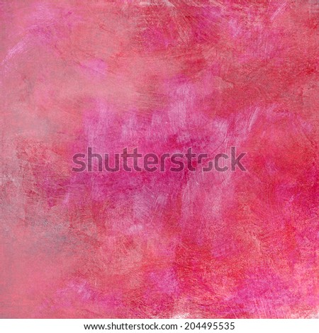 Pink abstract grunge background - stock photo