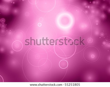 pink background - stock photo