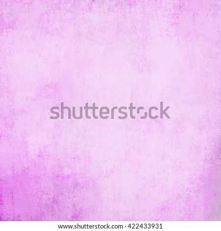 pink background soft purple faded colors, vintage grunge background texture design layout, pink purple paper with black border frame, poster brochure or stationary for scrapbook background - stock photo