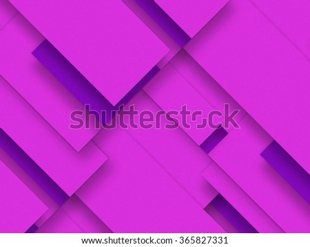 Pink blank paper background, craft material, design element - stock photo