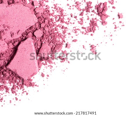 Pink blush - stock photo