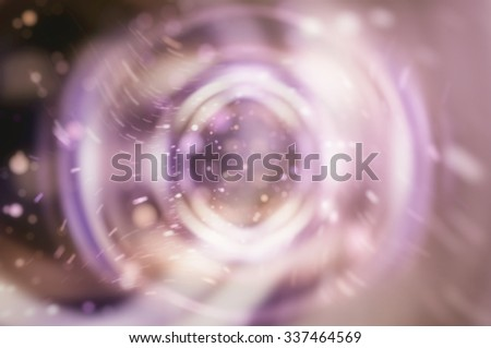 Pink bright abstract background with stars - stock photo