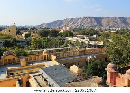 Pink City, Jaipur - stock photo