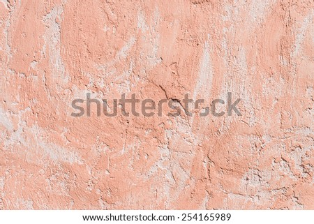 Pink concrete background textures
