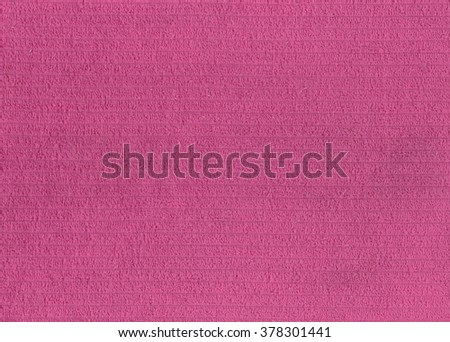 Pink cotton towel texture. Background and texture. - stock photo