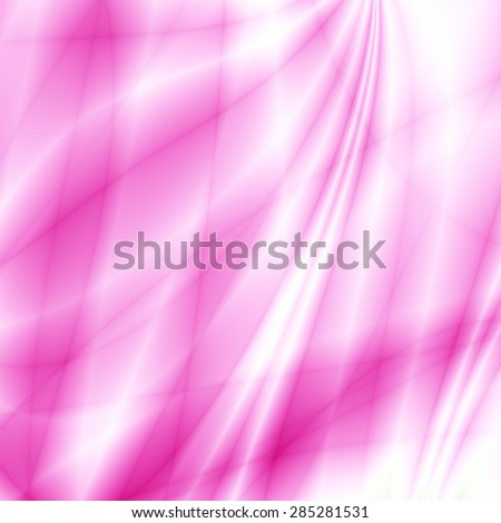 Pink elegant wallpaper bright design - stock photo