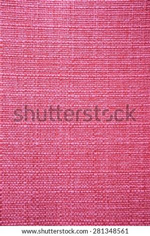 Pink fabirc background - stock photo