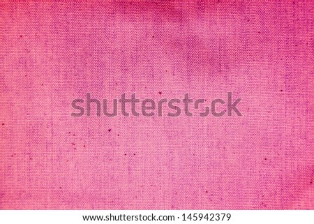pink fabric texture - stock photo