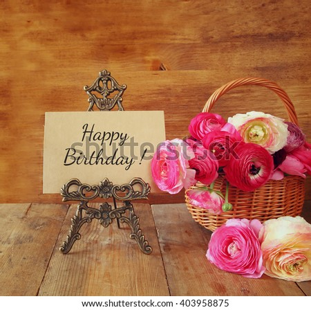 happy birthday flowers stock images, royaltyfree images  vectors, Beautiful flower